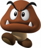 Goomba enemy from Super Mario